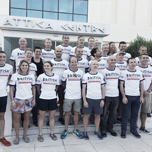Race Report 2017: British Spartathlon Team